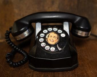 Cool RETRO Antique Monophone WORKING telephone.