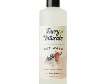 Peach & Fur Dog Shampoo