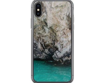 iPhone X Case, iPhone 6/6S, iPhone 7/7+ Cases ,Case iPhone 8/8+ Case Rocks and lakes Nature print