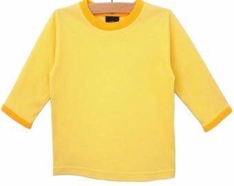 Handmade T-Shirt / Shirt / Top / Tee / Bodysuit  - Sun T-Shirt