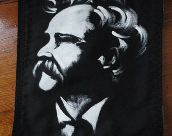 Mark Twain Patch