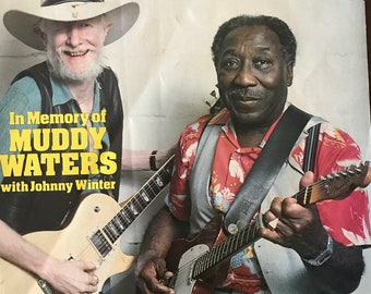 Muddy Waters Tribute edition - Guitar Player