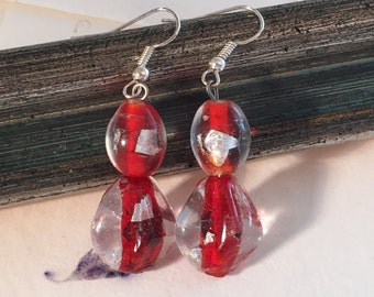 FIRE AND ICE Earrings