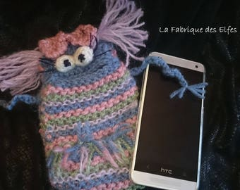 Gift Original Monster fun Elmerine cell phone case