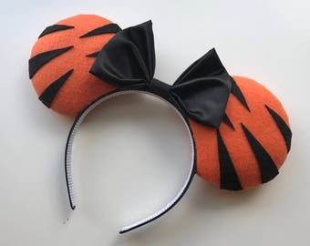 Tigger Inspired Mickey Minnie Mouse Ears Winnie the Pooh Eeyore Piglet