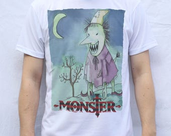 The Nameless Monster T shirt