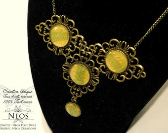 Necklace of Fern