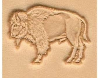 Buffalo Bison - Leather Stamp Tool