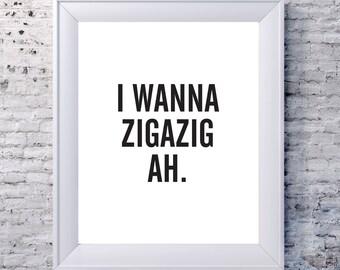 90s Songs -- I Wann Zigazig Ah