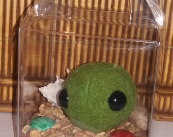 Pre-Order - Mini Marimo Tank - Squishy Plush - Autism Anxiety - Therapy