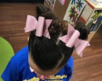 Pig tail bows