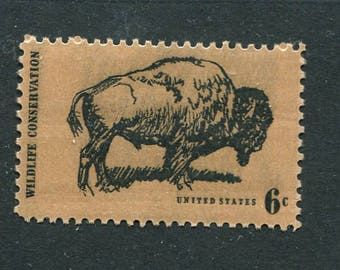 Buffalo Stamps /4 Unused Stamps/American Buffalo Stamps