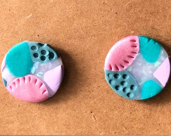 Mermaid Collection Stud #4