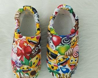 Emojis Soft Sole Shoes