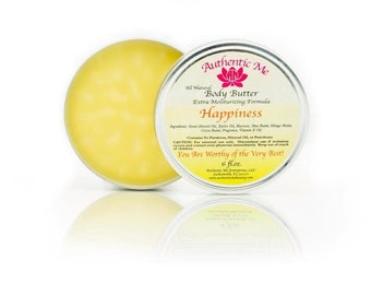 Happiness All Natural Body Butter
