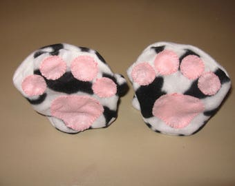 Dalmation puppy dog feet SOLD OUT