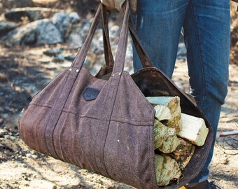 Bag for logs LUMBERJACK