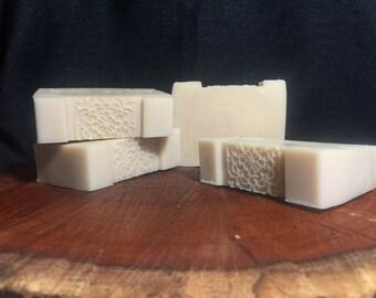 Plain Goat's Milk Soap