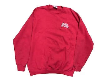 Big Boys Crew Neck Sweater Size (XL)