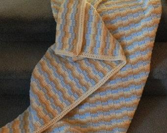 Crochet Blanket - 4' x 6'