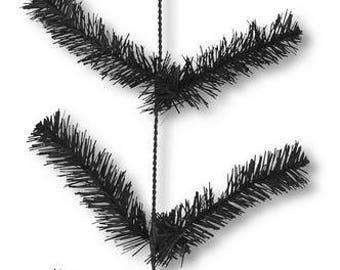 9' Black Garland Form, Garland Form, Garland Forms, black Garland Frame, black Garland base, black Garland Forms, Wreath Supplies