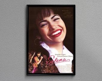 Selena Movie Poster | MOVCF2405