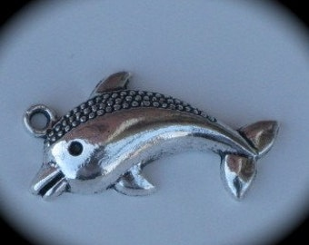 Dolphin Charm or Pendant