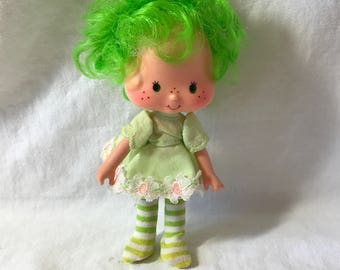 1981 Kenner Toys Strawberry Shortcake Lime Chiffon