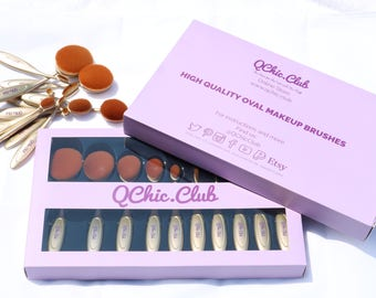 Oval Brush Set of 10 pieces ***Mother's Day Sale***
