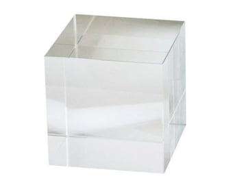Crystal Cube Solid 4x4x4 - Min 2
