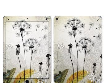 iPad Skin - Little Dandelion by Iveta Abolina - for iPad mini, iPad Pro, iPad Air, Retina - Sticker Vinyl Decal