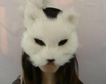 Fox mask Masquerade party #MA17007