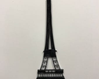 Quilling Art   Eiffel Tower   Paris   Empire State Building   New York City   framed 8x10