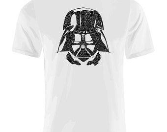 Darth Vader Type Shirt