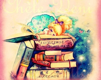 Books Slumber