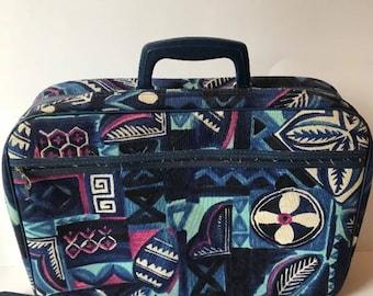 Bantam Vintage Suitcase 60s 70s Luggage