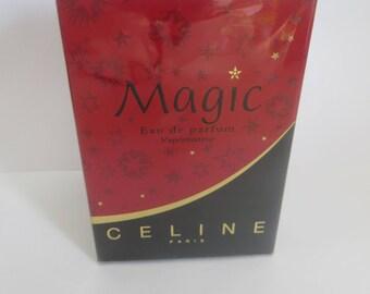 MAGIC By CELINE for Women Eau De Parfum 50ml 1.7 fl.oz rare discontinued