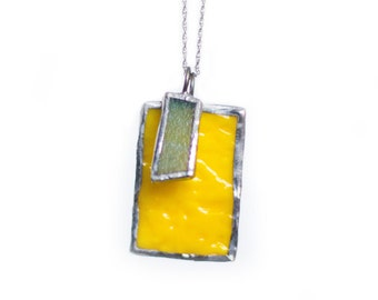 Mix n Match Stained Glass Pendant