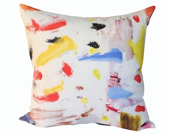 Arty designer pillow covers - Made to Order - Pierre Frey