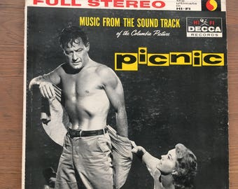 Music From the Sound Track Picnic - vinyl record