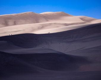 Great Sand Dunes National Park, Colorado -- Landscape Photography