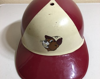 1969 plastic baseball hat