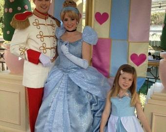 CINDERELLA Inspired Dress