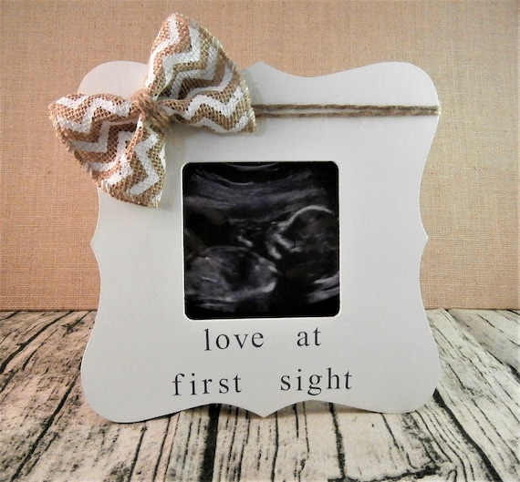 Ultrasound Pregnancy announcement ideas, Ultrasound picture frame ...