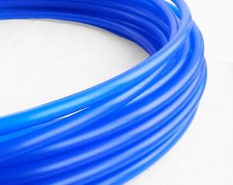 "Translucent UV Blue Polypro 5/8"" Twin Minis 18""- 24"""