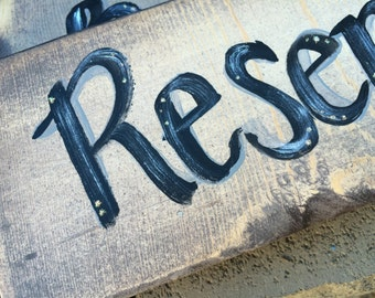 Custom Hand Painted signs