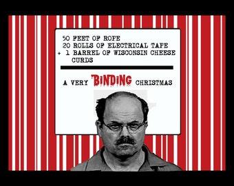 BTK serial killer Christmas card