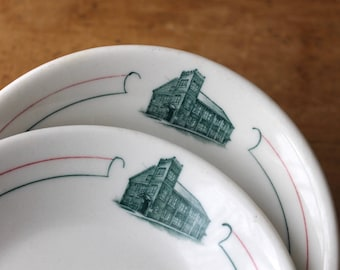 Jackson China bowls, Architectural china, Old buildings, Grange Halls, School lunch china, Dining china, This Old House, Restaurantware