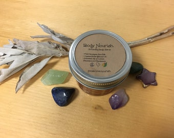 Body Nourish-Energy Clearing Salt Scrub