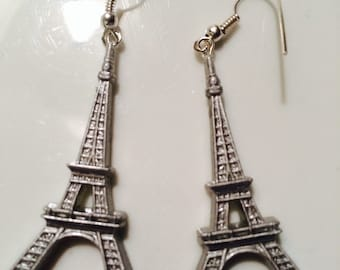 Earrings Mix and Match Collection Matching Set Eiffel Tower Dangles